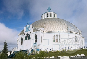 Our Lady of Victory Church Inuvik Northwest Territories, Canada