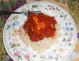 ChickenCacciatore-