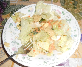 Powegian Salad-