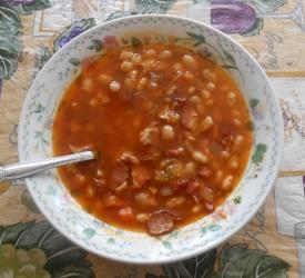 Bean&BaconSoup-