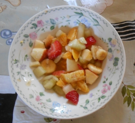 Algerian Fruit Salad and How to Win a Nobel Prize