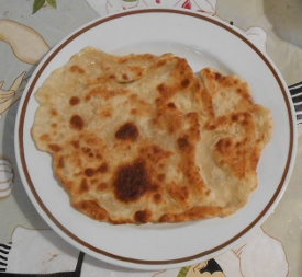 Ugandan Chapati and Why Cooking Around Nitroglycerine is Bad