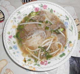 Easy Beef Pho and the Rise of Dr. Seuss