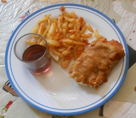 Fish and Chips and WWII – The Mighty Ink War