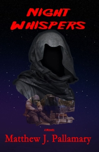 Night Whispers Front Cover